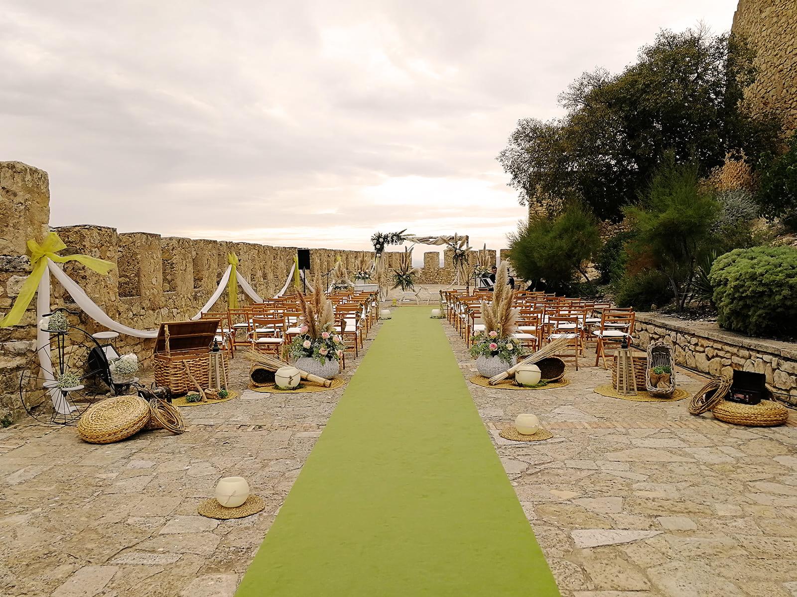 boda-civil-castillo-tonos-verdes-LJ-02_HIDROJARDIN-Bañeres