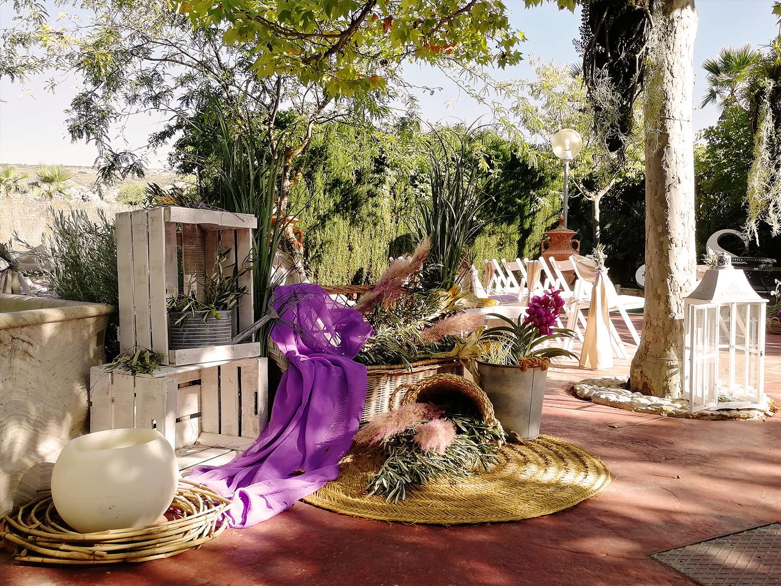 boda-civil-rupestre-personalizada-tonos-morados-SJ-03_HIDROJARDIN-Bañeres