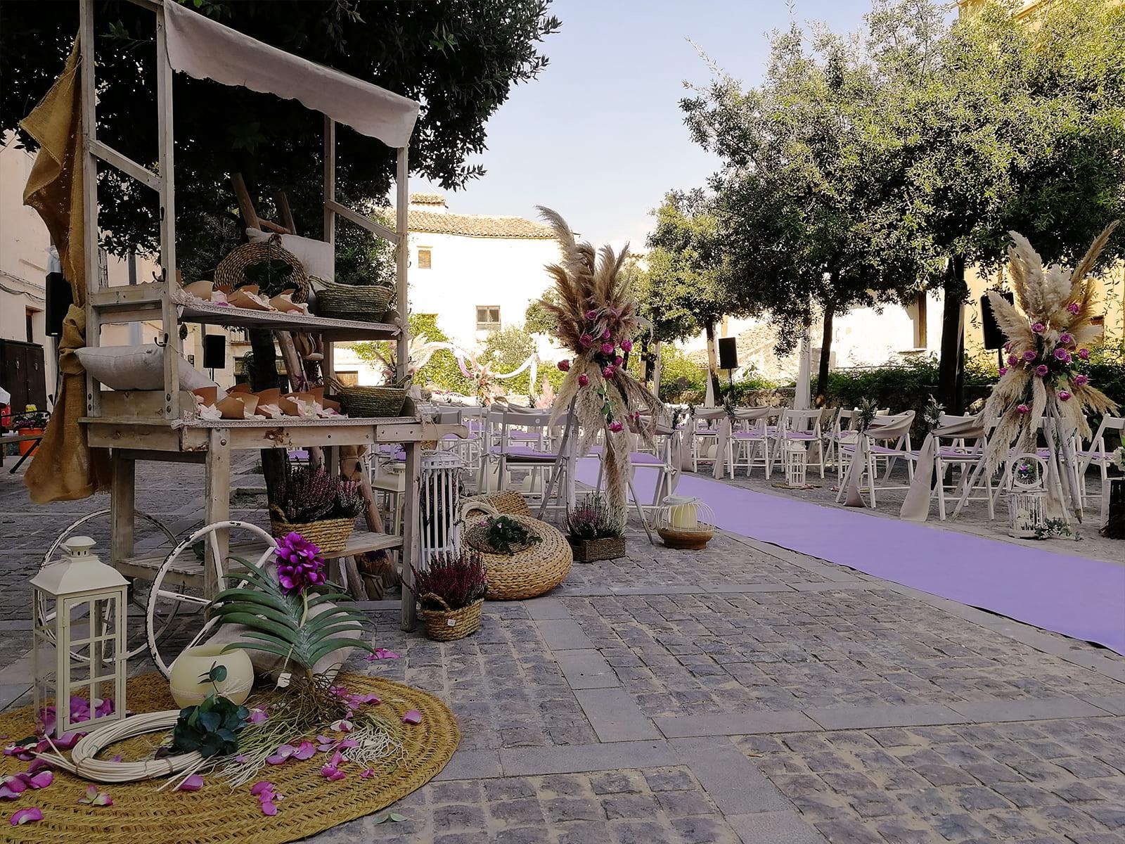boda-civil-tonos-morados-MJ-03_HIDROJARDIN-Bañeres