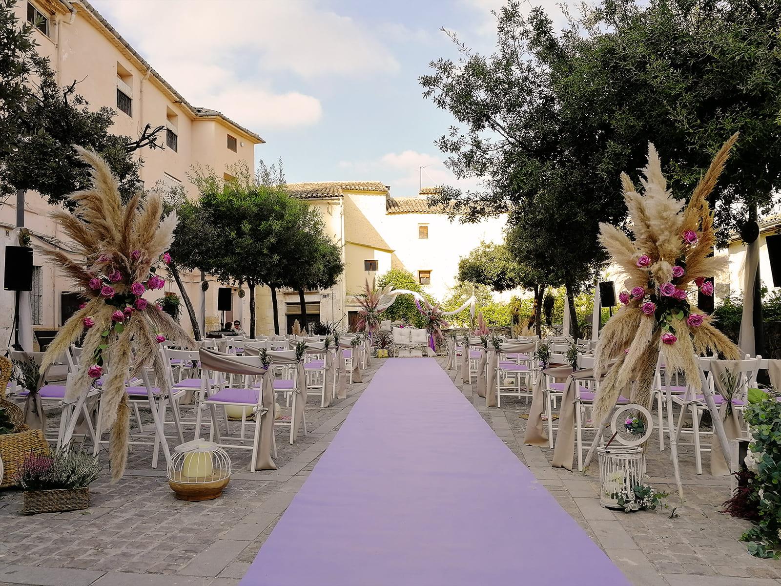 boda-civil-tonos-morados-MJ-05_HIDROJARDIN-Bañeres