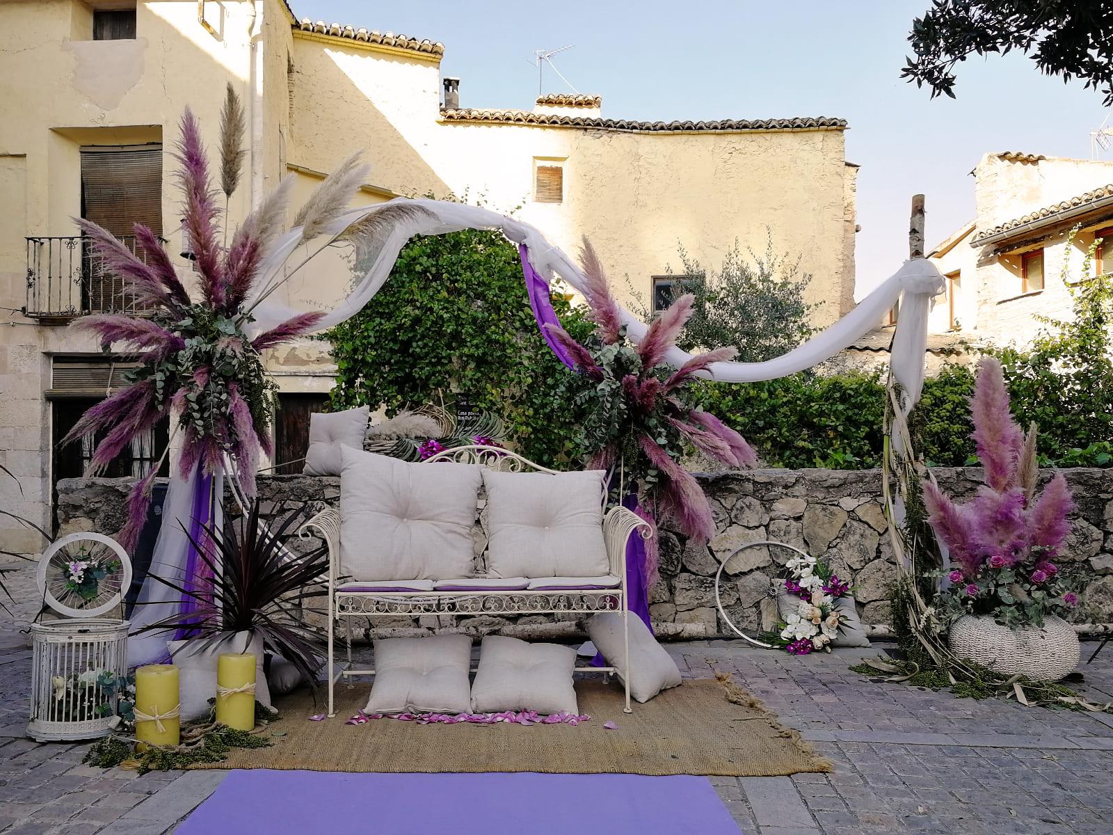 boda-civil-tonos-morados-MJ-07_HIDROJARDIN-Bañeres