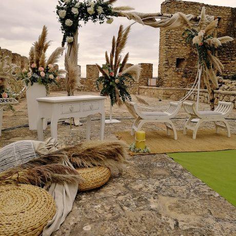 boda-civil-castillo-tonos-verdes-LJ-01_HIDROJARDIN-Bañeres